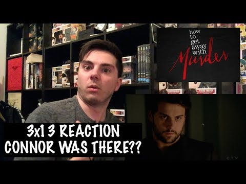 HOW TO GET AWAY WITH MURDER - 3x13 'IT'S WAR' REACTION