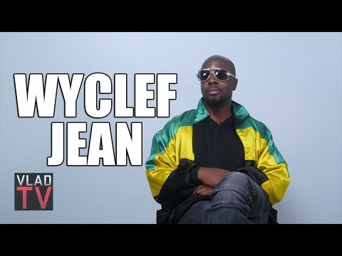 Wyclef Jean on His Preacher Father Calling Hip-Hop the Devil's Music (Part 1)