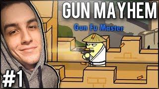 JESZCZE LEPSZY KEJOS?! - Gun Mayhem #1