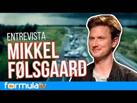 Mikkel Følsgaard compara THE RAIN con THE WALKING DEAD