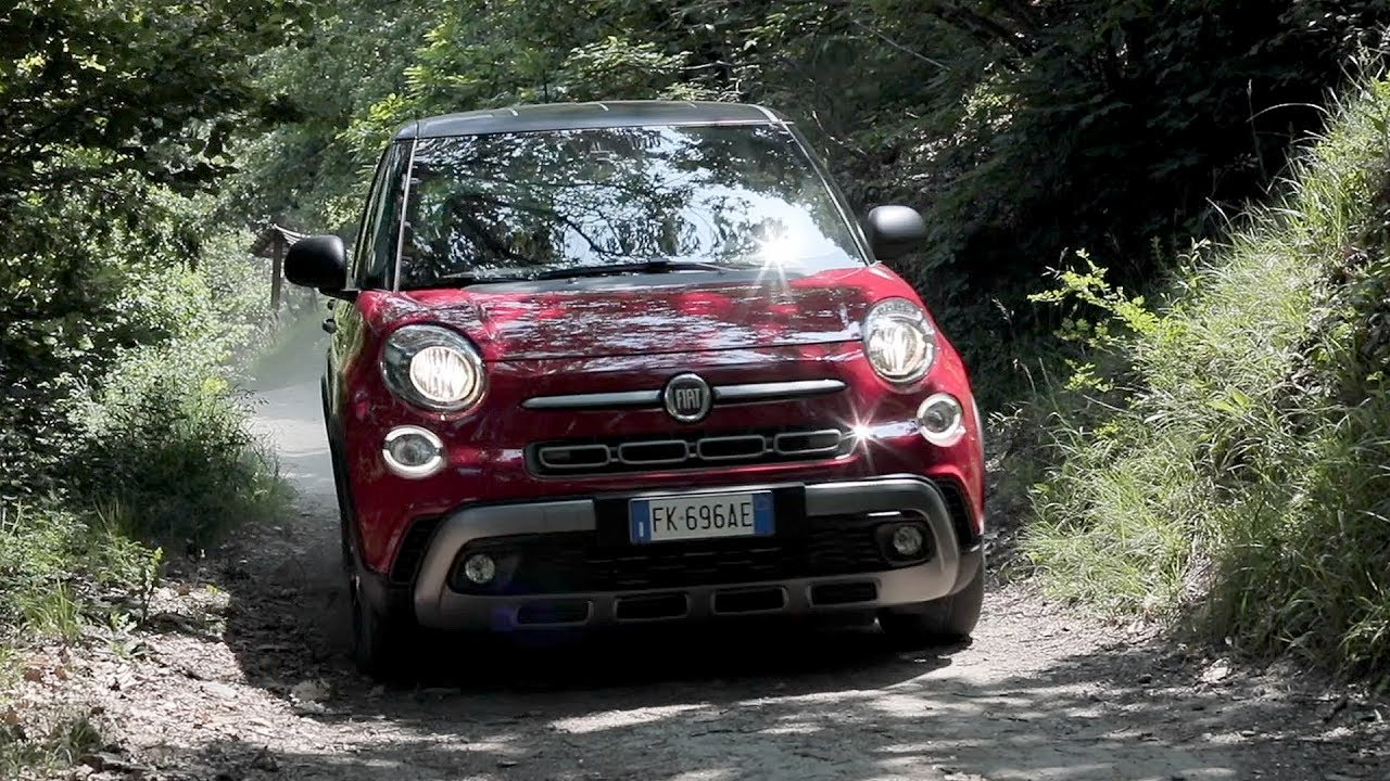 2017 fiat 500l cross youtube. Black Bedroom Furniture Sets. Home Design Ideas