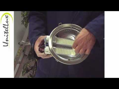 Bombillas downlight led youtube - Downlights led cocina ...