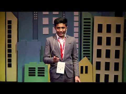 A 13 year old CEO | Tilak Mehta | TEDxISBRBangalore