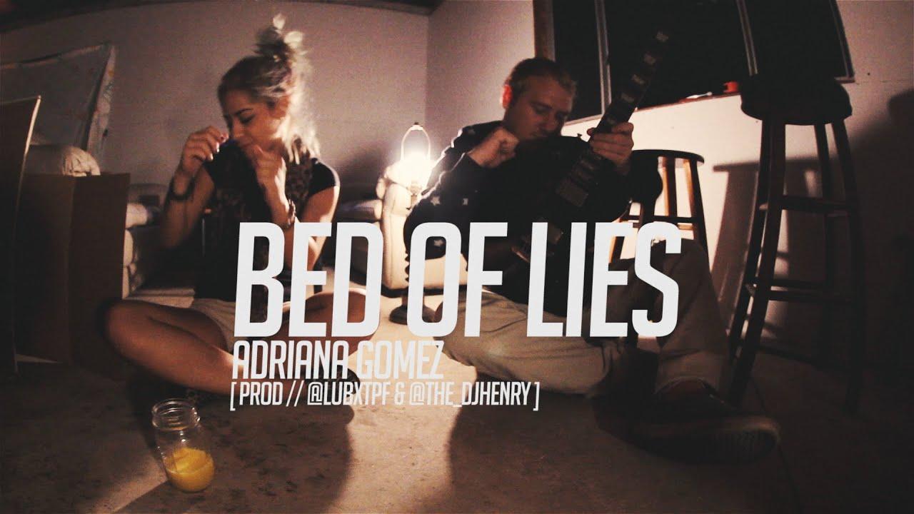 Bed Lies Nicki Minaj Feat Skylar Grey cover by Adriana