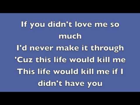 Tim Minchin – If I Didn't Have You Lyrics | Genius Lyrics
