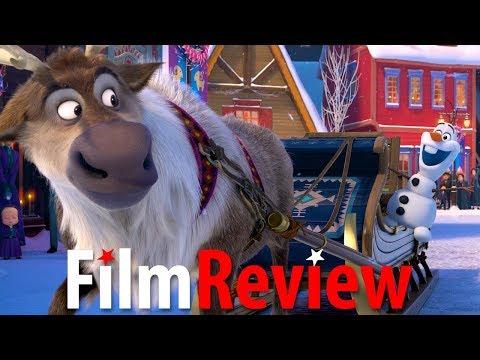 Olaf's Frozen Adventure Pictorial Teaser