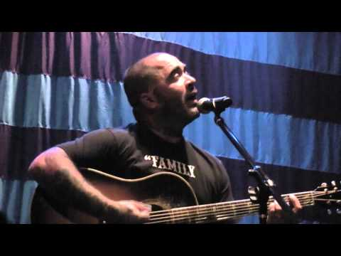 Aaron Lewis, A Little Something to Remind You, Acoustic  7-12-11