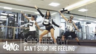 Can't Stop The Feeling Justin Timberlake  Choreography Fitdance 4k