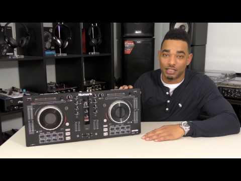 Numark Mixtrack Platinum Review Video