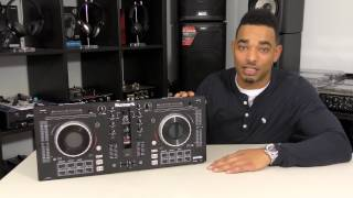 Numark Mixtrack Platinum Review Video