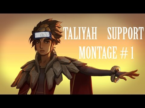 LOL PH - Taliyah Support Montage #1 - YouTube