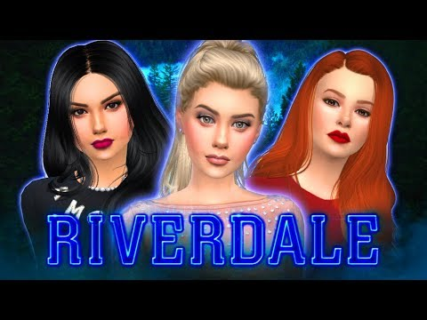 ?RIVERDALE GIRLS? -  In the Sims 4! thumbnail