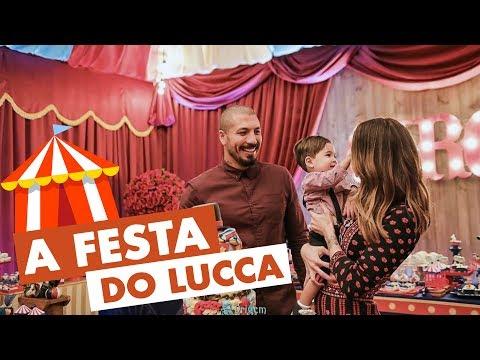 LUCCA ANIVERSÁRIO DE 1 ANO | #2PARAOMUNDO