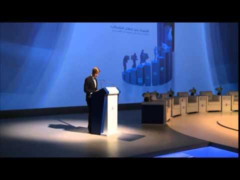Global Entrepreneurship in Action - Chris Hughes in JEF 2014