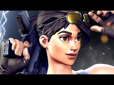 FORTNITE Battle Royale: THE MOVIE | All Cinematic Cutscenes (HD)