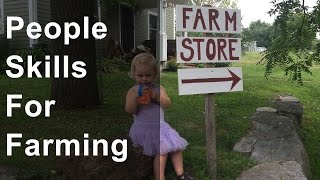 People Skills for Starting a Farm