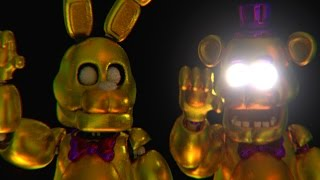 - Five Night at Fredbear s 2