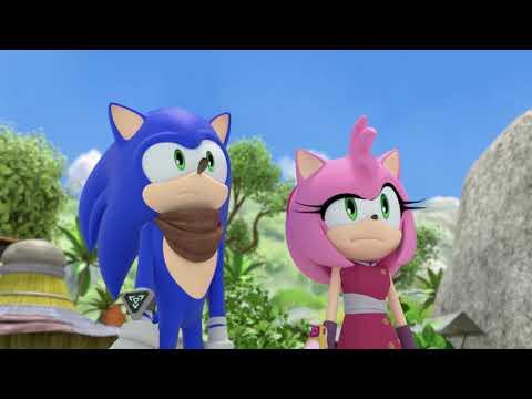 Соник Бум - 2 сезон 10 серия - Забастовка | Sonic Boom - мультик для детей