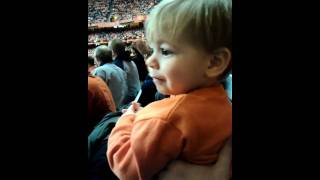 Billy Takes His First Trip To See #1 Cuse
