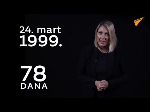 Ceo rat u 5 minuta: Grozni Srbi! | 20 godina od NATO agresije