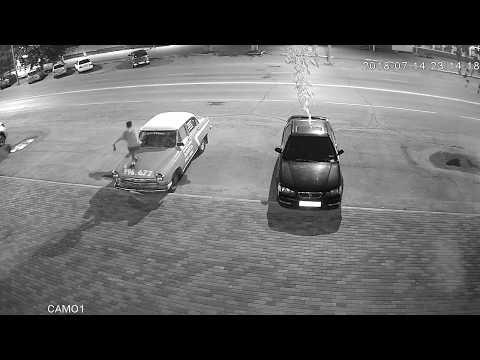 Автовандалы Барнаул ГАЗ 21