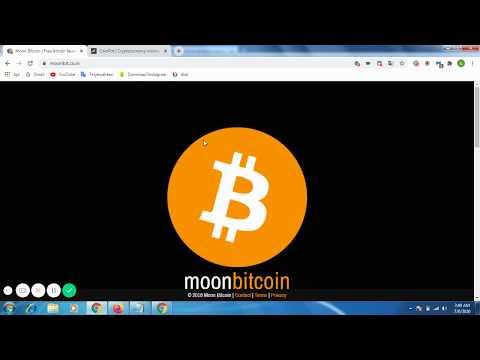 Moon Bitcoin | Free Bitcoin Faucet
