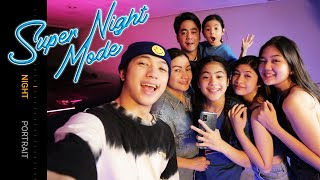 SUPER NIGHT MODE!! (Dance Music Video) | Ranz and Niana ft Family