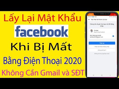 cách hack mật khẩu facebook bằng số điện thoại - Cách Lấy Lại Mật Khẩu Facebook Khi Mất Số Điện Thoại và Email Trên Điện Thoại 2021. Quên Mật Khẩu FB
