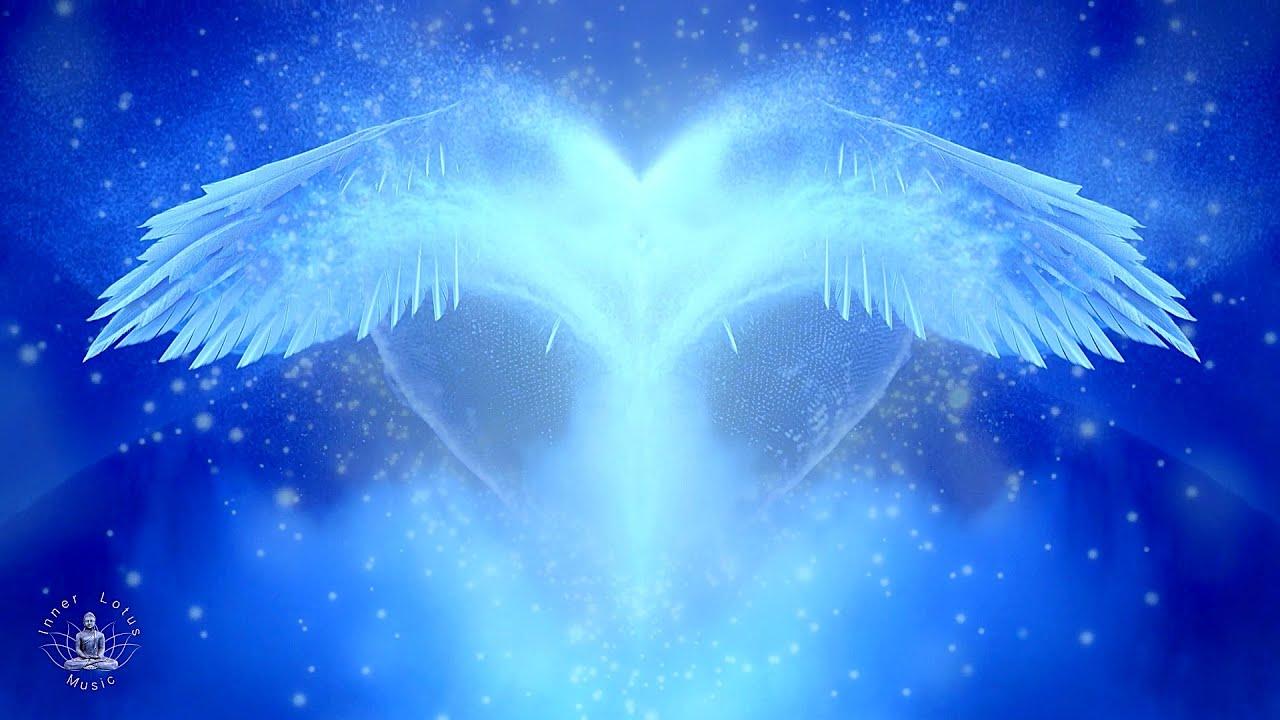 1111 Hz Spiritual Love & Angelic Energy   Angel Number Healing Frequency  Meditation Music - YouTube