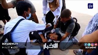 الاحتلال يبعث رسائل إلى حماس عبر تصعيده في غزة - (17-10-2018)
