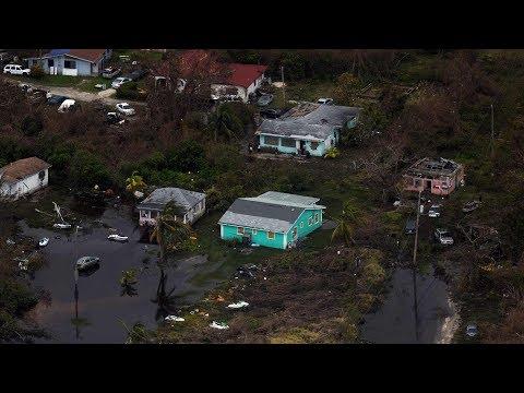 Hurricane Dorian aftermath, cleanup efforts underway