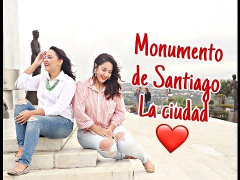 De paseo por el Monumento de Santiago | Isleñas