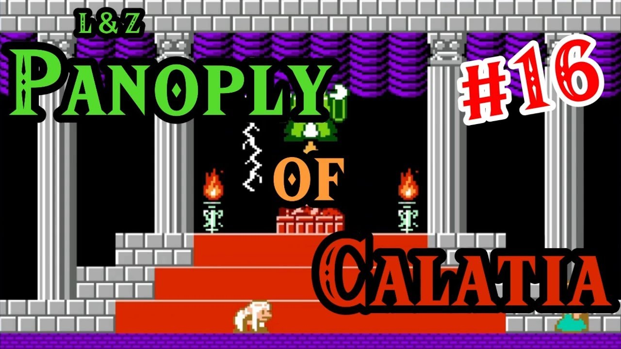 Link and Zelda: Panoply of Calatia - Quest Projects | PureZC