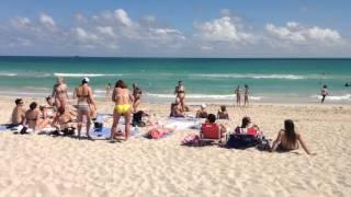 VAI...FALA MAL ...PRAIA DE  MIAMI BEACH FLORIDA ESTADOS UNIDOS EUA