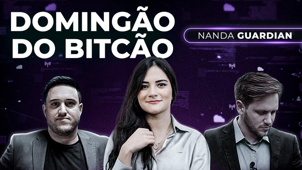 Download DESCOBRIMOS QUEM É O CRIPTOBOY ft Nanda Guardian | DOMINGÃO DO BITCÃO #114
