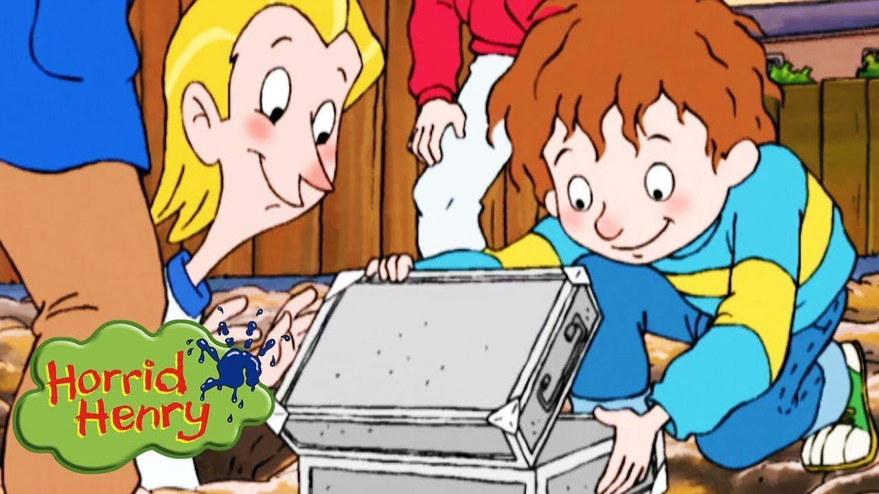 Horrid Henry - Henrys Time Capsule | Videos For Kids | Horrid Henry Episodes | HFFE