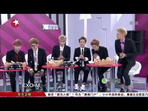 高清《不朽之名曲》周华健专场:EXO-M深情演唱周华健Wakin Chau的《一起吃苦的幸福》