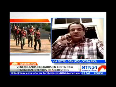 Exgobernador de Monagas denuncia planes de secuestro en su contra por funcionarios venezolanos