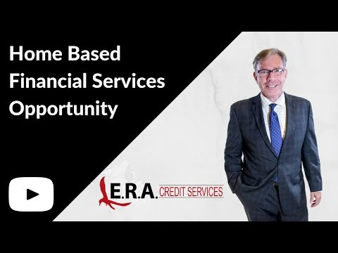 Home Based Financial Services Opportunity