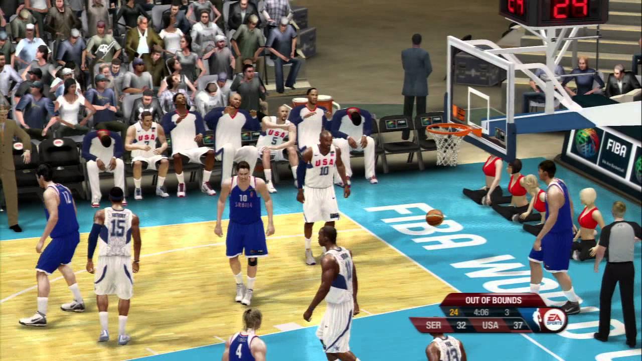 Livestream Basketball Em