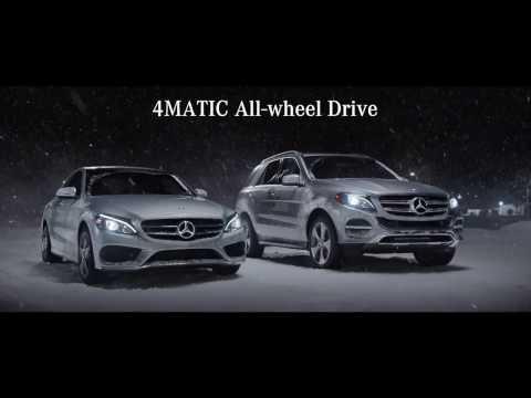 iAdsReview Mercedes Benz Снежное свидание