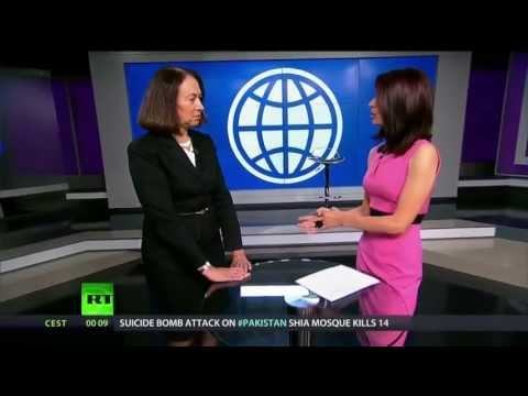 World Bank:  Money Laundering Criminals -  Interview with Whistleblower Karen Hudes