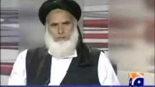1/4 Hamid Mir - pro-Taliban, Sunni-Tehreek, Shia - May 20, 2009