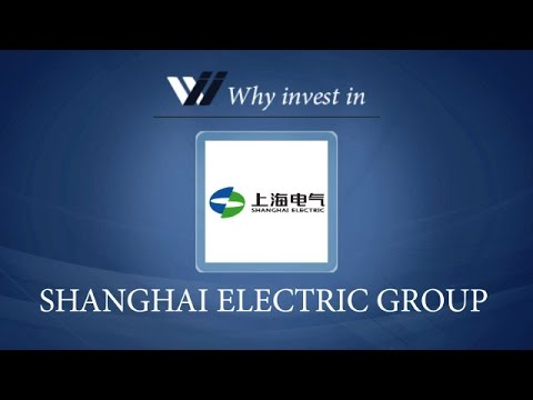 Shanghai Electric Group - Why invest in 2015