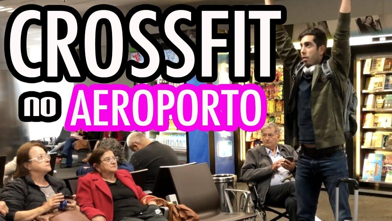Crossfit no Aeroporto - JONATHAN NEMER