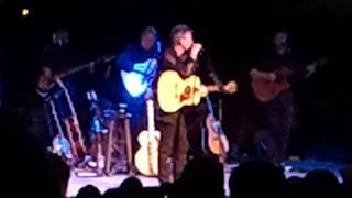 RANDY TRAVIS HE WALKED ON WATER LIVE 2011-09-24