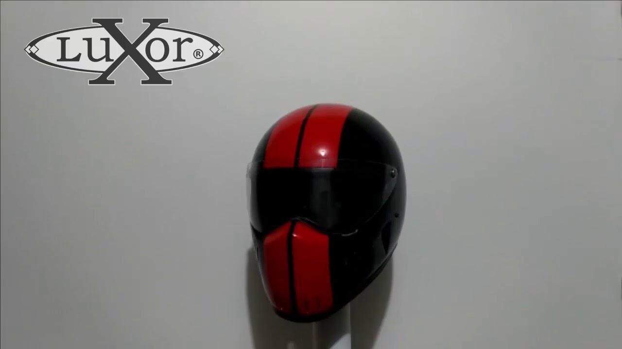 Casco Urban Sport Para Moto LX-903 / Bandit Helmet