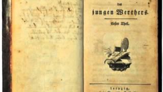 Audiobook Cierpienia Młodego Wertera cz.1z2  Johann Wolfgang von Goethe