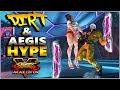 SFV AE Dirt Aegis Hype Vol 3 Urien Alex Ryu More Compilation SF5 mp3