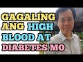 Gagaling ang High Blood, Diabetes Mo - Payo ni Doc Willie Ong #756b
